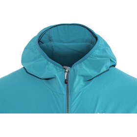 Mountain Equipment Echo Chaqueta con capucha Hombre, tasman blue